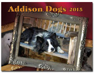 Addison Dogs 2015 Calendar